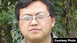 """中國民間維權網站""""民生觀察""""創辦人劉飛躍 (民生觀察圖片)"""