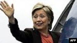 Birləşmiş Ştatların dövlət katibi Hillari Klinton Şərqi Asiyaya rəsmi səfərə başlayır