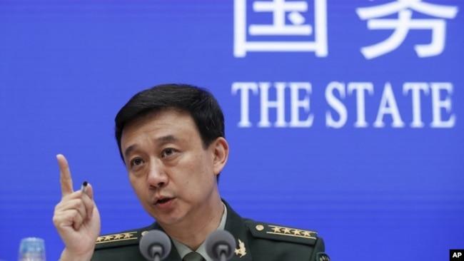 北京、台北互指对方为危害台海和平稳定的最大威胁