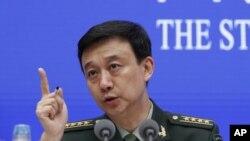 Wu Qian, porta-voz do Ministério chinês da Defesa fez o anúncio