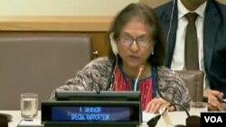 联合国伊朗人权问题特别报告员贾汗吉尔
