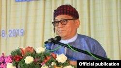 Dr. REV Hkalam Samson (KBC KACHIN)