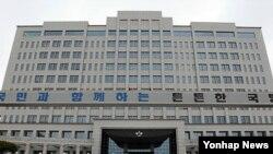 한국 서울 용산 국방부 청사. (자료사진)