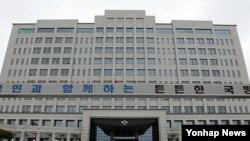 한국 서울의 국방부 청사 (자료사진)