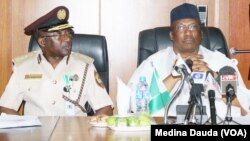 ABUJA: Muhammadu Babandede Nigerian Immigration Control General.