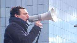 Lëvizja Vetëvendosje proteston kundër marrëveshjes me Serbinë