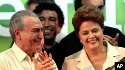 Rousseff Wins Brazil Presidency in Runoff