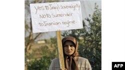 تبعیدیان ایرانی در برابر دستور تخلیه اردوگاه اشرف مقاومت می کنند