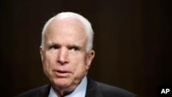 Thượng nghị sĩ Đảng Cộng hoà John McCain