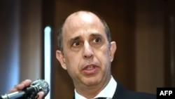 Tomas Ojea Quintana, báo cáo viên đặc biệt của Liên Hiệp Quốc về nhân quyền ở Triều Tiên.
