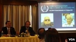 Tòa án xử Khmer Đỏ.