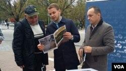 Predstavnici GO PDP i građani Banja Luke