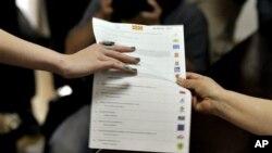 ОБСЕ изборите во Македонија ги оцени позитивно