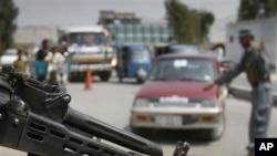 阿富汗街上安全仍有隱患。