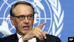 Jan Eliasson espère que les enquêteurs onusiens actuellement en Syrie pourront faire toute la lumière sur les graves allégations de recours aux armes chimiques