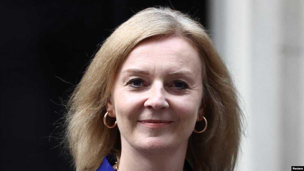 لیز تراس، وزیر خارجه بریتانیا