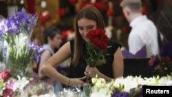 Estados Unidos es el mercado más importante para las flores y en particular para las cotizadas rosas ecuatorianas.