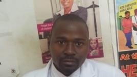Dr Peter Mudiope