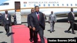João Lourenço e homólogos da RDC, Rwanda e Uganda realizam cimeira em Luanda