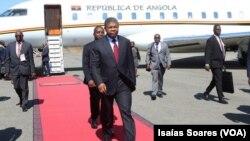 Presidente de Angola, João Lourenço (Foto de Arquivo)