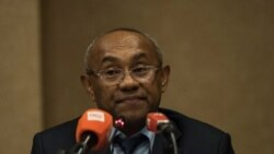 CAF: la commission d'éthique de la Fifa suspend Ahmad Ahmad