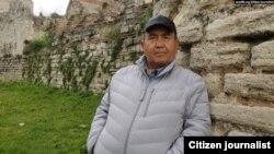 O'zbekistonlik sobiq deputat Nasrullo Sayyid