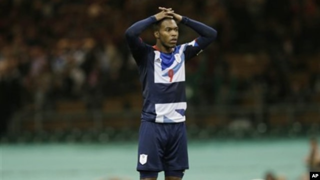 Daniel Sturridge kini bergabung dengan klub Liverpool (foto: dok).