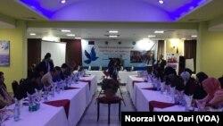 برنامۀ آموزشی به منظور نهادینه شدن فرهنگ صلح در مکاتب و زنان برگزار می شود.