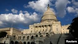 Gedung Kongres di Washington, DC.