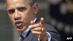 Рейтинг Обамы опустился рекордно низко