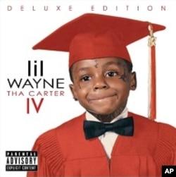 "Lil Wayne's ""Tha Carter IV"" CD"