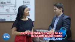"""""""O'zbekiston orzusi"""": Firuz Allayev va bugungi Asaxiy.uz"""