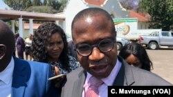 Gurukota rezvemari Muzvinafundo Mthuli Ncube