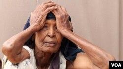 Sólo en el corredor de Afgoye hay más de 400 mil somalíes desplazados por el hambre.