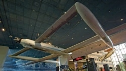Voyager is now kept at the Smithsonian National Air and Space Museum in Washington