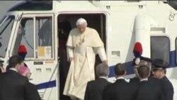 Папа римский отправился в турне