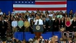 奥巴马的竞选连任的挑战