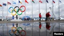 索契奥运会即将开幕。