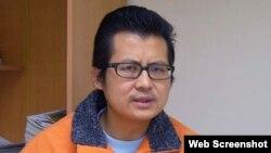 被广州当局判刑6年的广州人权活动人士郭飞雄(网络图片)