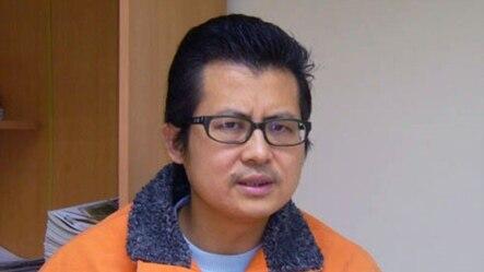 被广州当局严判6年的广州人权活动人士郭飞雄(网络图片)