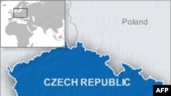 捷克的地理位置