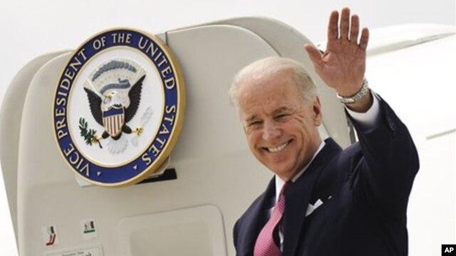 Wakil Presiden Amerika Joe Biden melawat ke tiga negara di Eropa (Foto: dok). (AP Photo/Daniel Ochoa de Olza)