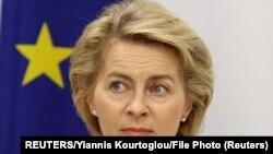 Ursula Fon der Lejen, buduća predsednica Evropske komisije