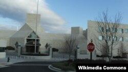 Посольство КНР в Вашингтоне (архивное фото)