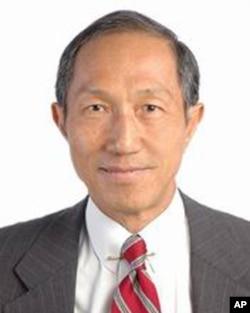 淡江大學國際戰略教授、前台灣國防部副部長林中斌