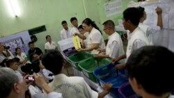 မြန်မာအထွေထွေရွေးကောက်ပွဲများ နိုဝင်ဘာ ၈ ရက် ကျင်းပမည်