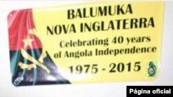 Angolanos em Massachusets