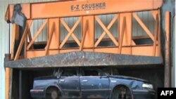 Госпрограмма «Наличные за колымаги» пойдет на пользу автосвалкам