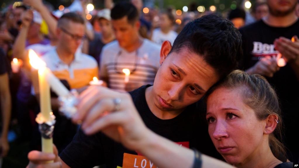 Njëvjetori i sulmit terrorist në Orlando