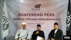 د اندونیزیا حکومت وايي حزب التحریر د دغه هېواد د اساسي قانون خلاف فعالیت کاوه